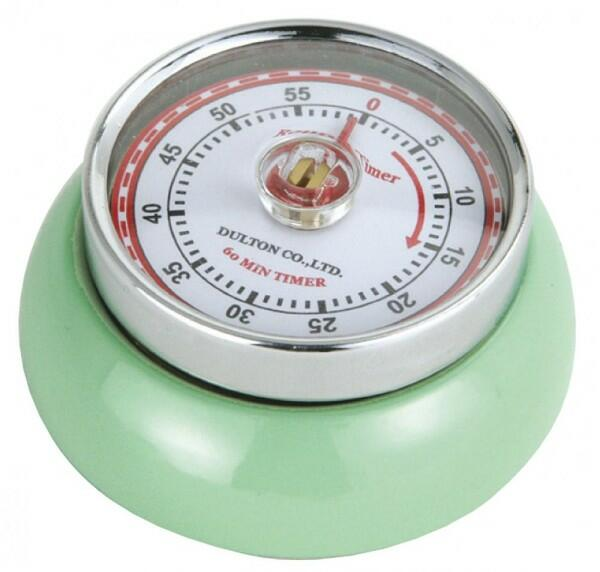 Zassenhaus Timer Speed in mintgrün