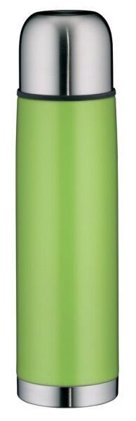 alfi Isolierflasche isoTherm Eco Edelstahl in grün