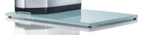 Graef Glasbodenplatte für C9