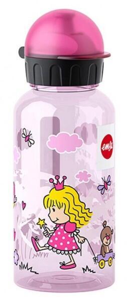 Emsa Kids Tritan Trinkflasche Prinzessin mit Trinkverschluss