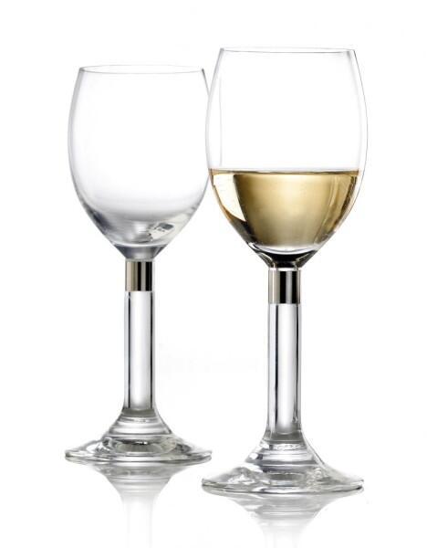 erik bagger Weißweinglas Elegance, 2er-Set