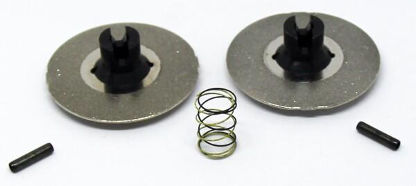 GRAEF Ersatzscheibe Schärfstufe für Messerschärfer CC 110, CC 120, CC105.