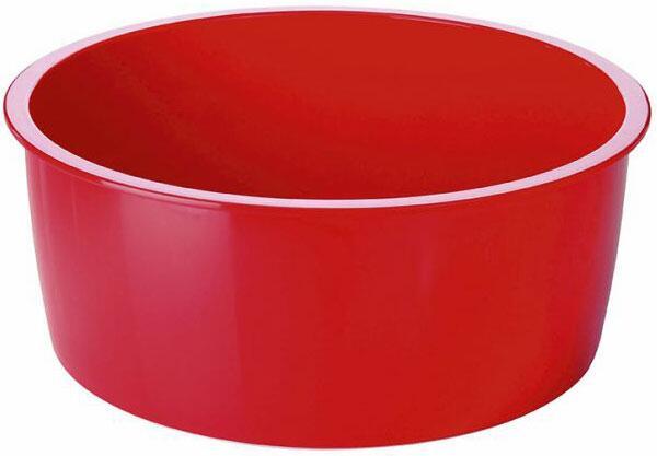 Kuhn Rikon Warmhalteschüssel Hotpan in rot, 2 L