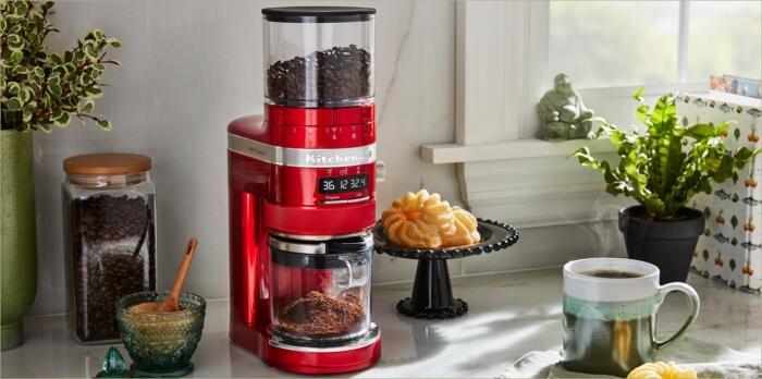 KitchenAid Kaffeemühlen