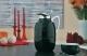 alfi Isolierkanne Juwel Aluminium schwarz