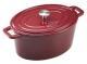 Rösle Bräter Grand Cuisine oval in rot