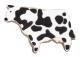 Städter Ausstechform Kuh 7 cm