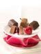 Birkmann Pralinen- & Schokoladenförmchen Schatztruhe