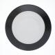 Kahla Pronto Brunch-Teller flach 23 cm in schwarz