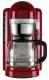 KitchenAid Kaffeemaschine in empire rot