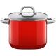 Silit Topf-Set 4tlg. Quadro Red NEU