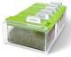 Emsa Gewürz-Kartei Spice Box mit 6 Gewürzen in weiß