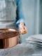 Sautoir mit Griffen aus der Kupfermanufaktur Weyersberg