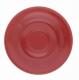 Kahla Pronto Untertasse 12 cm in rot