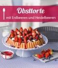 Erdbeer-Heidelbeer-Obsttorte mit Sauerrahm-Pudding-Füllung