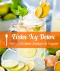 Eistee Icy Detox mit Limetten & Ingwer