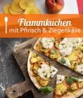 Pfirsich-Flammkuchen mit Ziegenkäse