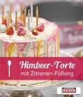 Himbeer-Mandel-Torte mit Zitronen-Sahne-Füllung