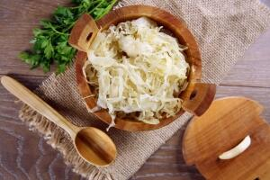 Sauerkraut selbstgemacht
