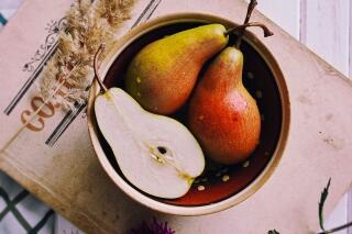 Einfache Birnenkonfitüre