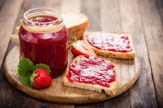 Erdbeer-Schokoladen-Konfitüre