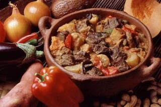 Senegalesische Mafe