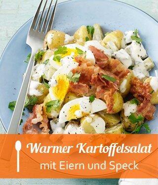 Warmer Kartoffelsalat