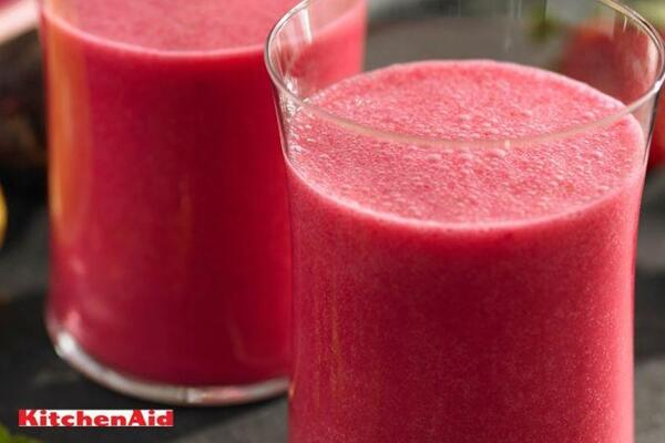 Erdbeer-Orange-Rote-Bete-Smoothie