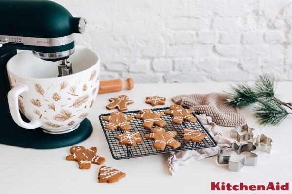 Lebkuchen - Gingerbread Cookies