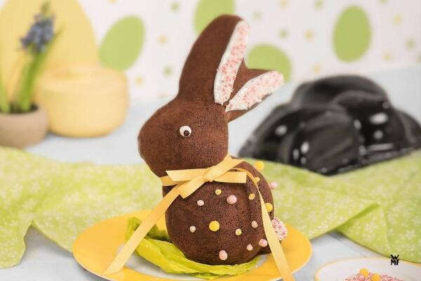 Schokoladen-Hase mit Ingwer