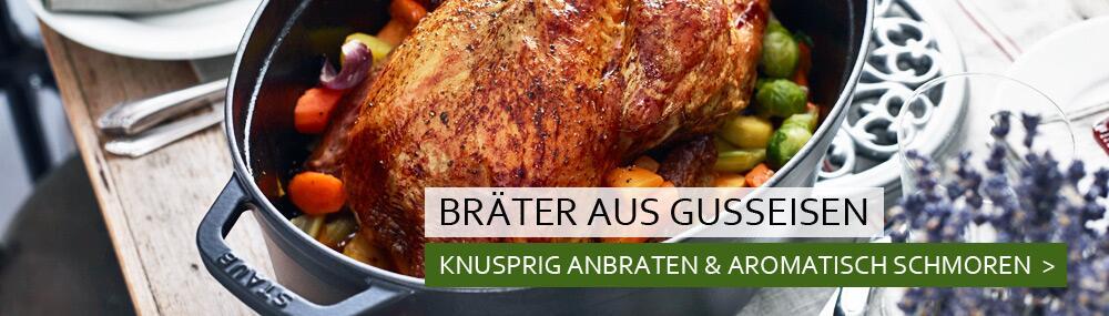 Niedrigtemperaturgaren & Sonntagsbraten