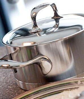 Demeyere Atlantis - Tradition und Spaß am Kochen für professionelle Ansprüche