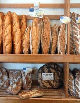 Auvergne (1): Käse-, Brot- und Weinzentrale Frankreichs