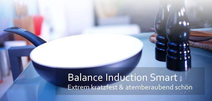 Berndes Balance Induction Smart - Extrem kratzfest & atemberaubend schön