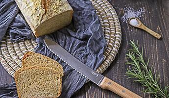 Brot. Das elementarste Lebensmittel der Welt.