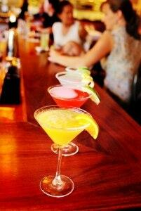 Cocktails rühren oder schütteln? Fast alles ist erlaubt.