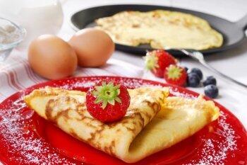 Pfannkuchenpfannen - Friede. Freude. Eierkuchen
