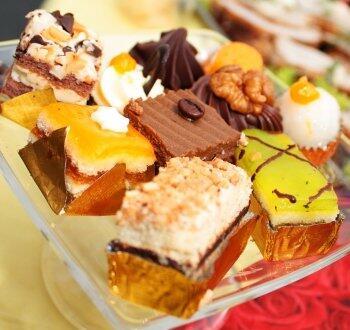 Desserts - Süßes Finale eines festlichen Menüs