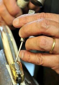 Forge de Laguiole Messer - das Werkzeug der Schaf- und Kuhhirten