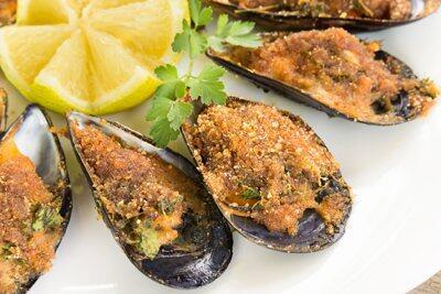 Mythos Muschel - Fleisch und Schale gewordene Meeresbrise