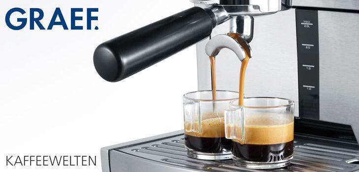 Graef Kaffeewelten - feinstes Aroma und bester Geschmack