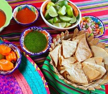 Hot & Spicy-Viva México!