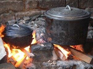 Was die Ur-Oma in den Kochtopf schnippelte