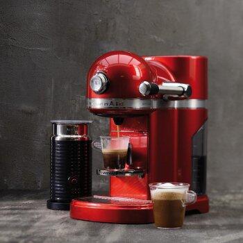 KitchenAid Kaffeemaschinen - bringen Ihnen den Barista nach Hause