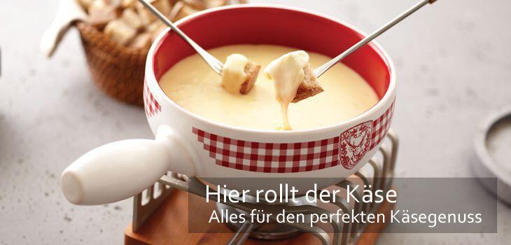 Käsefondue - die Schweizer Verführung für gesellige Abende