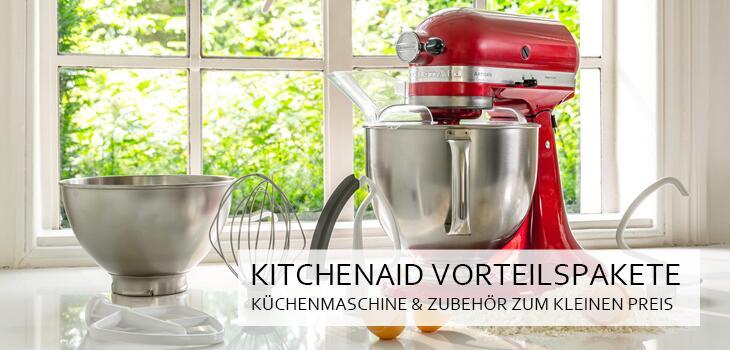 KitchenAid Vorteilspakete - viel Leistung zum kleinen Preis