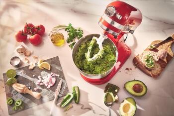 KitchenAid Küchenmaschine ARTISAN 4,8 L - die ultimative Kochhilfe