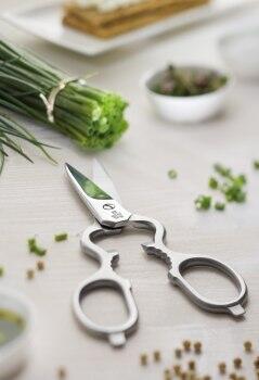 Küchenscheren - Einfache Handhabung und langanhaltende Schärfe
