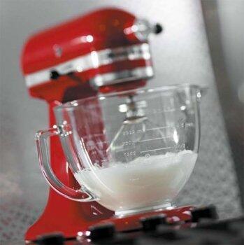 KitchenAid Küchenmaschinen - leistungsstarke Maschinen im zeitlosen Design