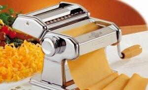 Pasta - Phantasie aus Mehl, Eier und Salz